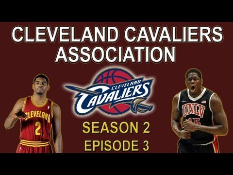 NBA 2k13 Association: Cleveland Cavaliers - Kyrie Irving Fouls Out