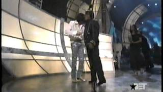 Michael Jackson & James Brown - BET Awards 2003(Lifetime Achievement Award)