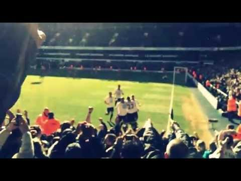 Gylfi Sigurdsson Celebration (Spurs 3 - 2 Southampton)