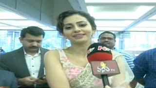 Rakul Preet Singh Feel Happy with Tana