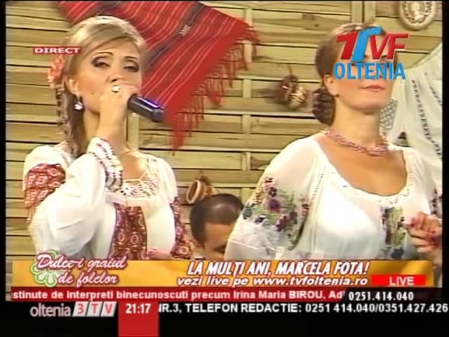 Elisabeta VASILE -  Cand era mai tanar, tatei ii placea - Live - 2013