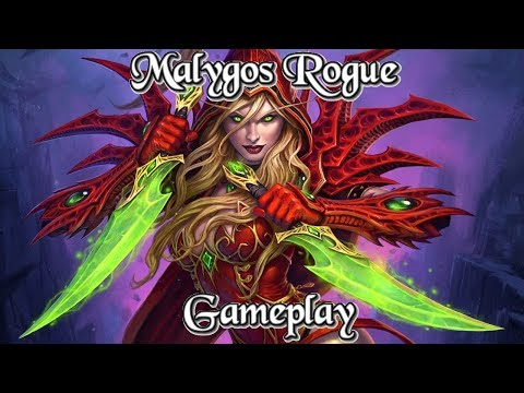 [Legend] Gameplay: Malygos Rogue Kobolds And Catacombs (Hearthstone Guide How to Play)