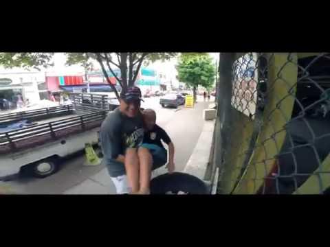 Tava na rua fumando um baseado mc pikachu(videocli