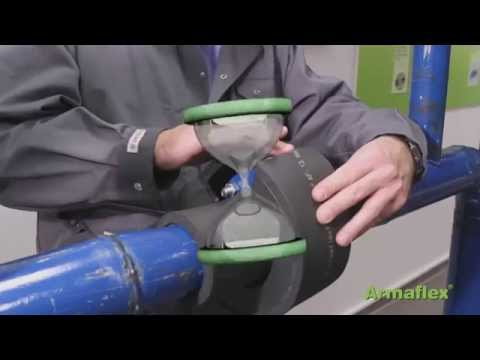 Armacell - Armaflex Sheet Flange Application Video