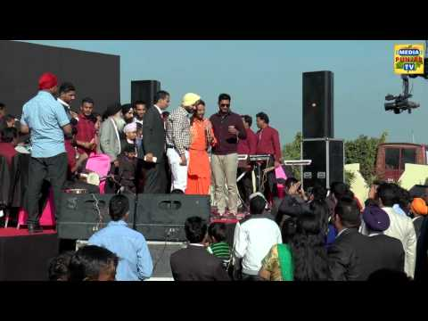 Media Punjab TV Marriage Gurpreet Weds Komaldeep Part_2