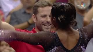 Simone Biles - Uneven Bars – 2019 U.S. Gymnastics Championships – Senior Women Day 2 NBC