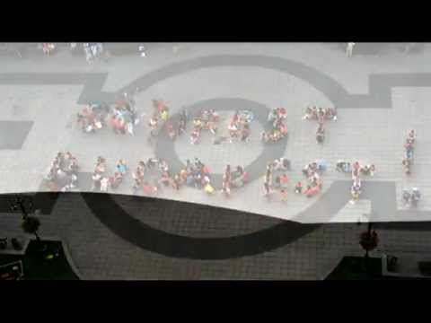 Spot flashmob Genfest 2012