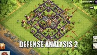 Page 1 of comments on Clash of Clans - Part 31 - Defense Analysis 2