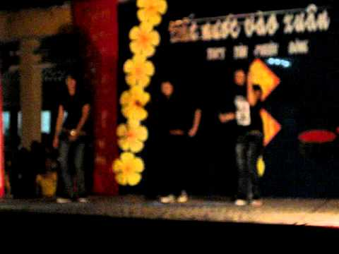 9A6 Dance Oh! . Tan Nhuan Dong School