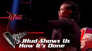 WORK: Jhud Shows Us How It's Done | The Voice UK 2018