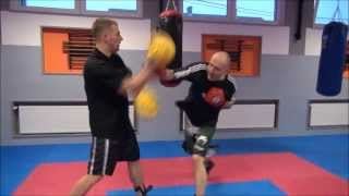[BOXING BIOMECHANIC. Overhand and hook (without using pivot o...] Video