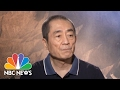 Zhang Yimou: The Great Wall Symbolizes Future Collaborations Between US, China In Film | NBC News