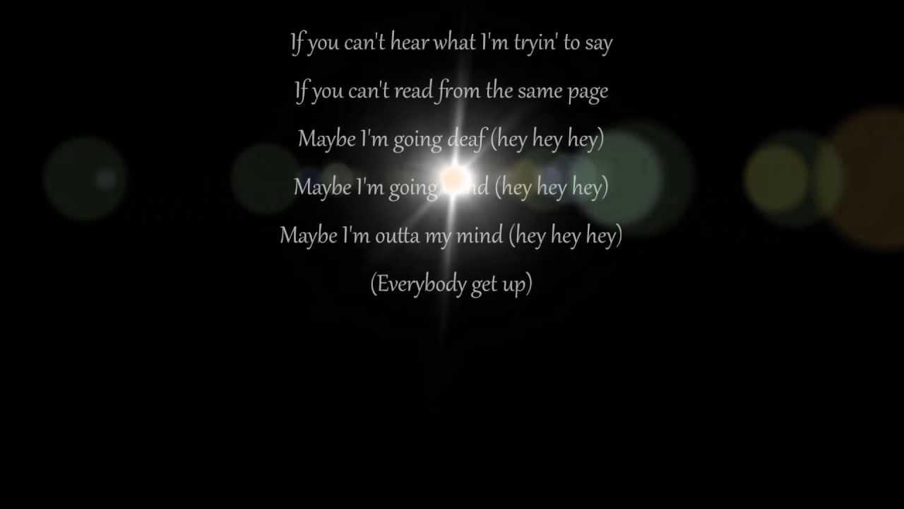 Robin Thicke feat T.I. & Pharrell - Blurred Lines Lyrics ...
