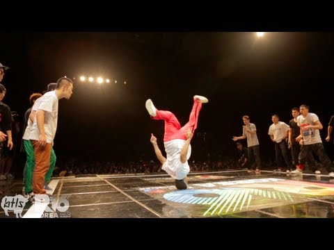Massive Monkees vs Jinjo Crew ` R16 crew semi-final battle 2012 ` YAK FILMS