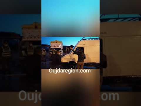 فيديو لحظة افتتاح سوق المواشي اسلي بوجدة