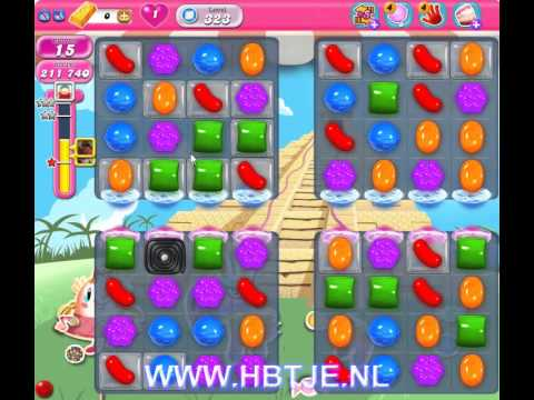 Candy Crush Saga level 323