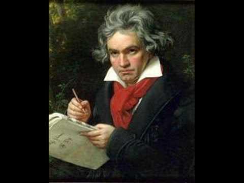 Ludwig van Beethoven: Ode an die Freude/Ode to Joy