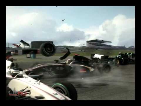 F1 2010 Montage