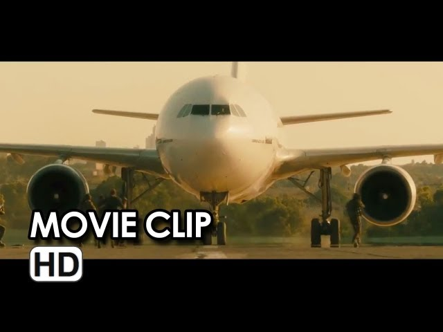 World War Z Movie CLIP - Escape From Israel (2013) - Brad Pitt Zombie Movie HD