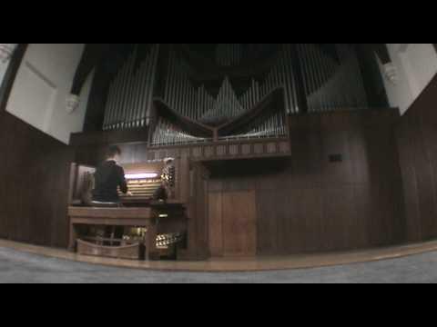 Super Mario World - Castle Theme - on Grand Organ