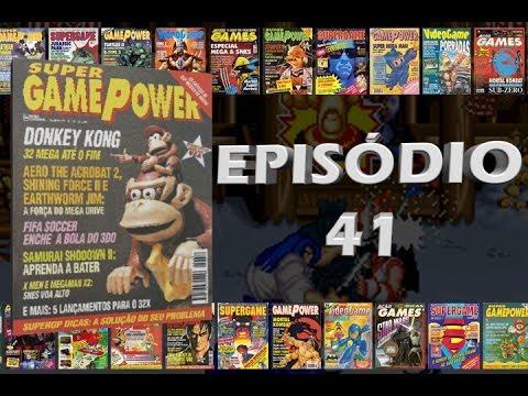 História Revista - Supergamepower 10