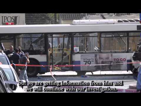 Terror attack on Tel Aviv bus injures 21 people