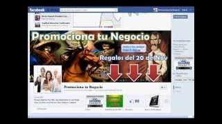Como Obtener Mas Fans En Facebook (promociona Tu Negocio