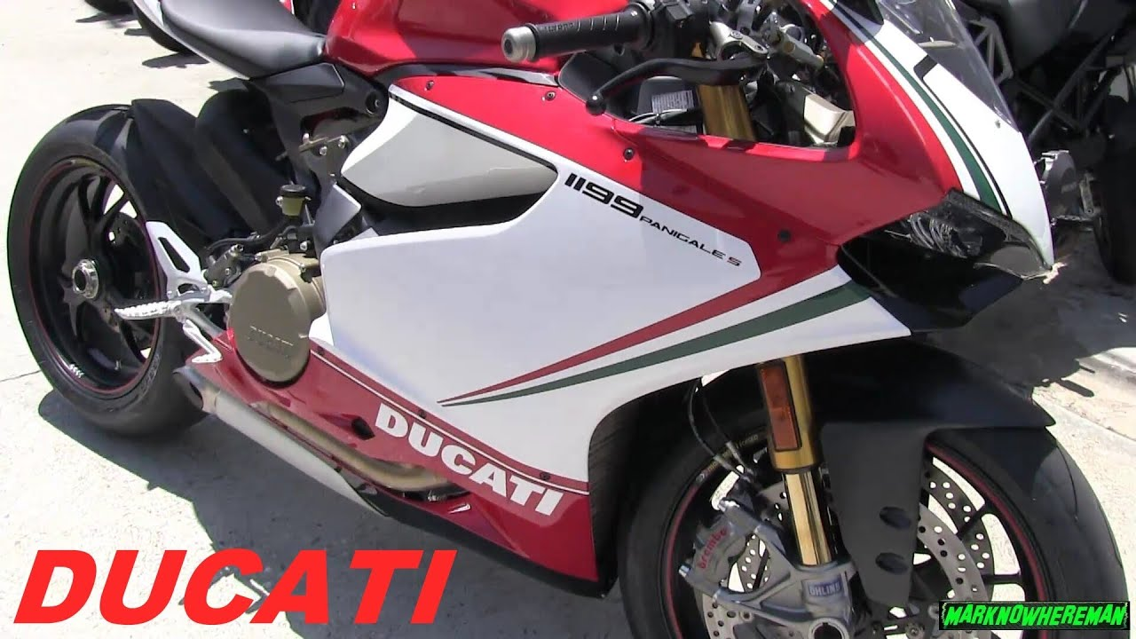 Spotted: DUC... Youtube Ducati Panigale