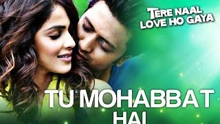 Tu Mohabbat Hai - Tere Naal Love Ho Gaya - Bluray