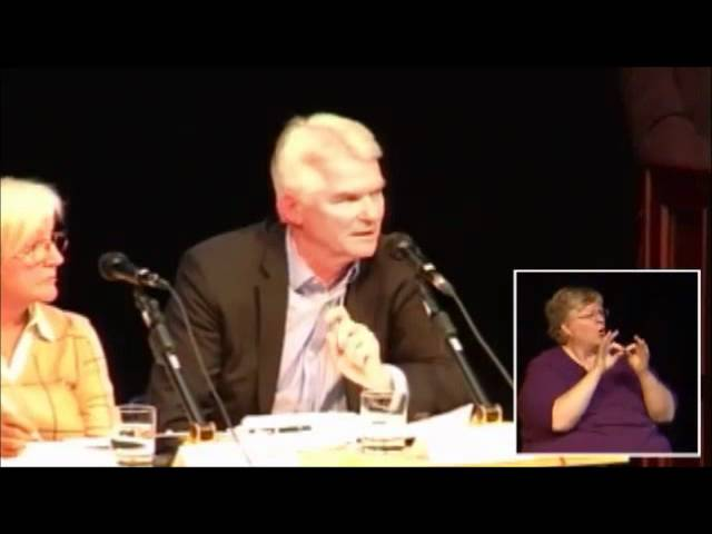 HST Debate in Kelowna - May 28, 2011 - for hearing impaired