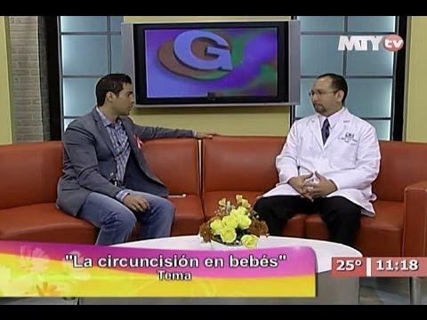 Gente Regia - La circuncisión en bebés