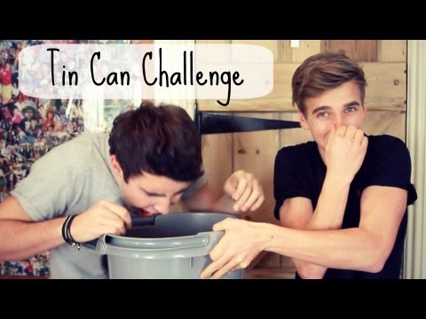 The Tin Can Challenge