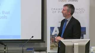 Global institutions and new policy challenges: Carsten Daugbjerg