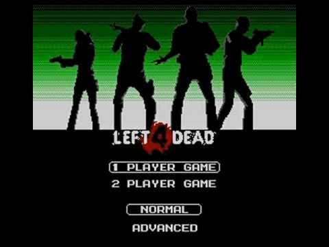 8-битный Left 4 Dead