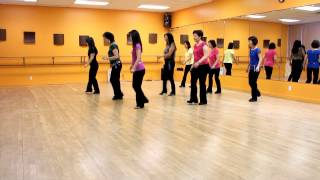 Baby I'm Blue Line Dance (Dance & Teach In English