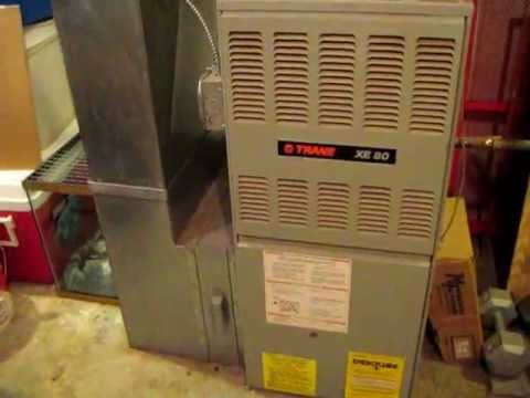 How To Change Your Home Furnace Air Filter Youtube