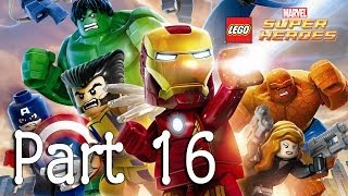 LEGO: Marvel Super Heroes Mastermind (Taking Liberties
