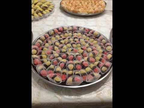 עוגיות מרוקאיות למימונה - מארוק 054-9035025
