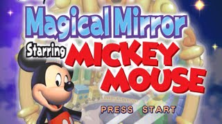 GameCube Longplay [007] Disney's Magical Mirror Starring