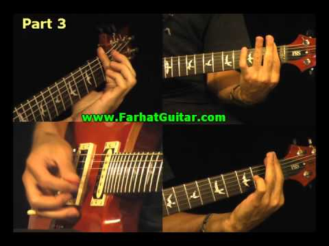 Can´t Stand Losing You - The Police Guitar Cover 3/5 www.FarhatGuitar.com