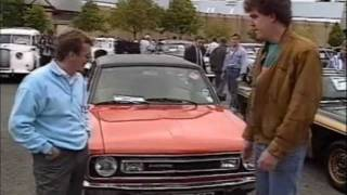 Very Old Top Gear: Very Young Jeremy Clarkson and Tiff Needell