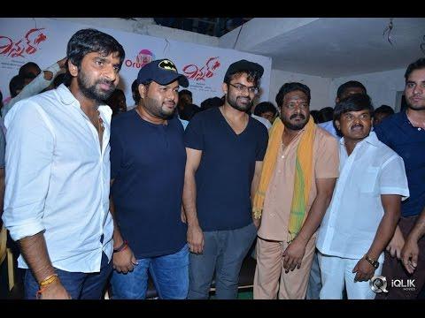 Winner-Movie-Team-at-Chaitanya-College-in-Warangal