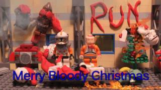 501st Legion Christmas Party (A LEGO Clone Wars Short