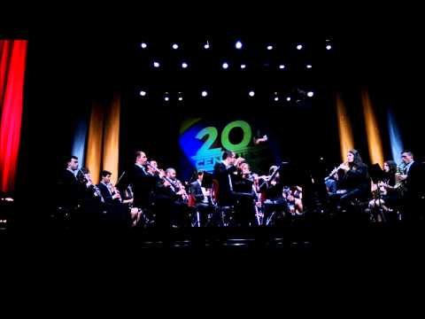 West Europe Orchestra - 7th Art Magic Concert - 20th Century Fox Theme