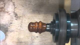 Torneado en madera. Parte 13