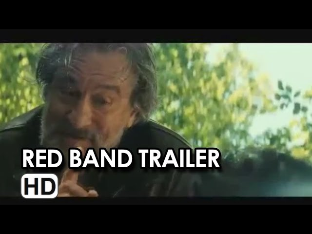 The Family Red Band Trailer #1 (2013) - Robert De Niro, Tommy Lee Jones Movie HD