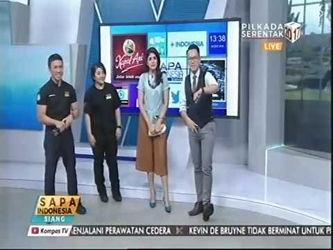 Kapap Indonesia (Komando Indonesia) 2016-12-26