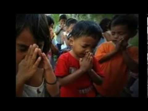"""NEVER GIVE UP"" - Typhoon Haiyan Yolanda Philippines 2013 - Original Song #NeverGiveUpPH"