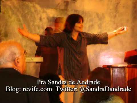 Pra @SandraDandrade - Mensagem