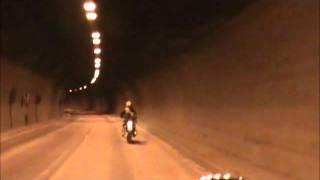 Cordoba Mendoza Chile En Una Honda Twister 250 Y Una